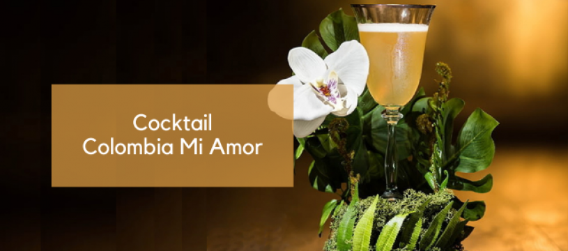 Cocktail Colombia Mi Amor