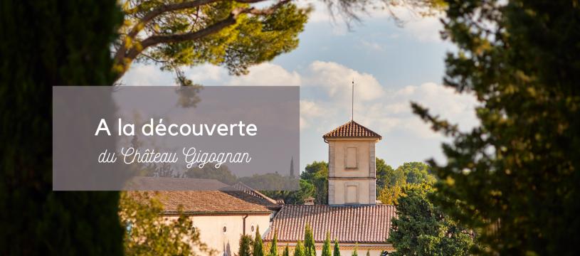 A la découverte du Château Gigognan