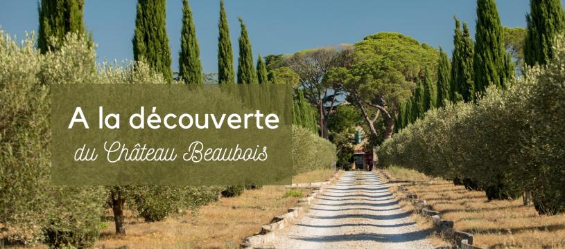A la découverte du Château Beaubois