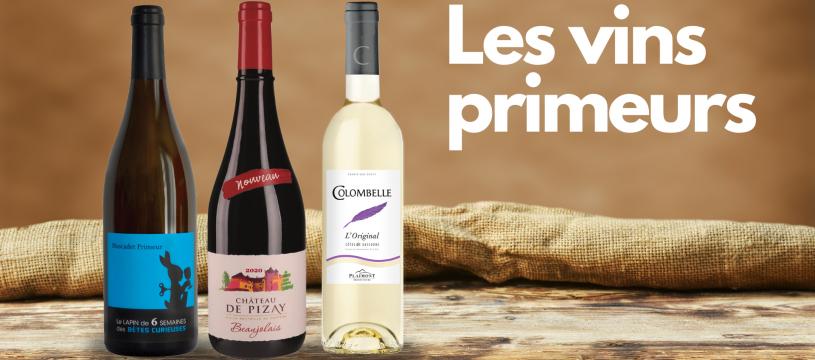 Qu'est ce que les vins primeurs ?